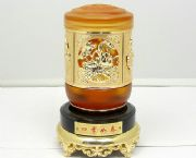 四季如春茶叶罐