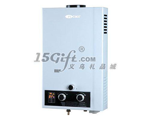 奥克斯燃气热水器6l