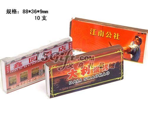 火柴> 火柴火柴  火柴礼品编号:hp-023663产品材质:原木产品